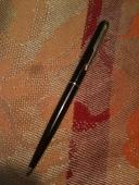 Pen gekregen van Jan Lindeman. SSDZ Delft