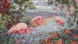 Ahhhh flamingo's!!